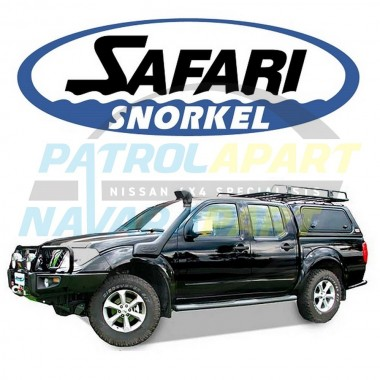 Nissan D40 Navara Spanish YD25 Genuine Safari Snorkel 2010 on