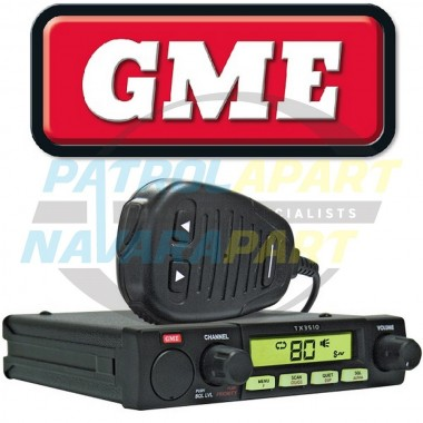 GME TX3510S DSP Compact UHF radio with ScanSuite