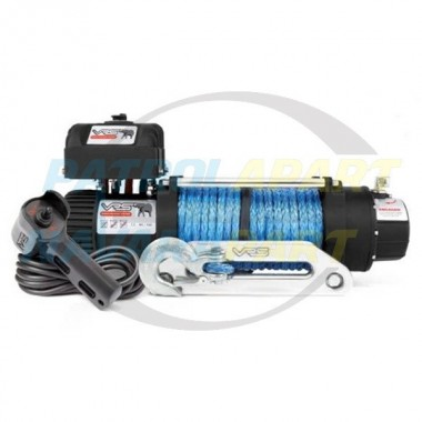VRS Winch & Motor 9500lb with Synthetic Rope
