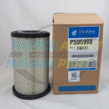 Nissan Navara D22 ZD30 YD25 Japan Thai Donaldson Air Filter
