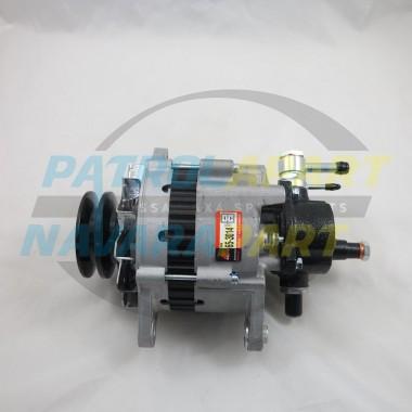 Nissan Navara D21 D22 TD27 SD25 Diesel Alternator 70amp Vac Pump