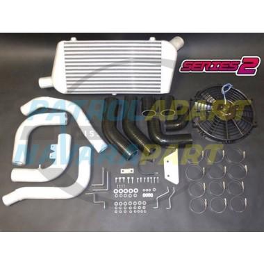 Nissan Navara D22 ZD30 DI HPD Front Mount PRO Intercooler Kit