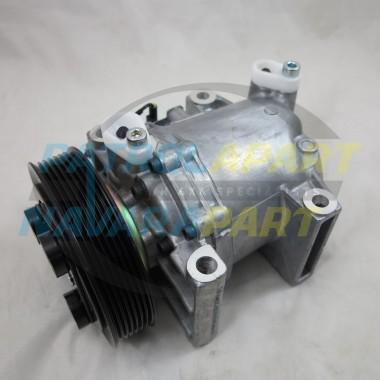 A/C Compressor for Nissan Navara D40 VSK Spanish MNT Thai YD25