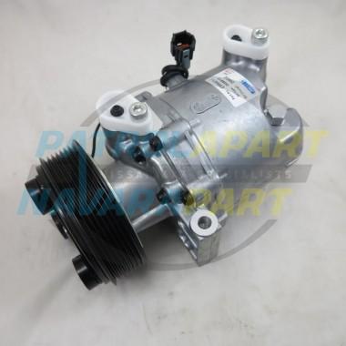 A/C Air Con Compressor for Nissan Navara D40 VSK Spanish VQ40 Petrol