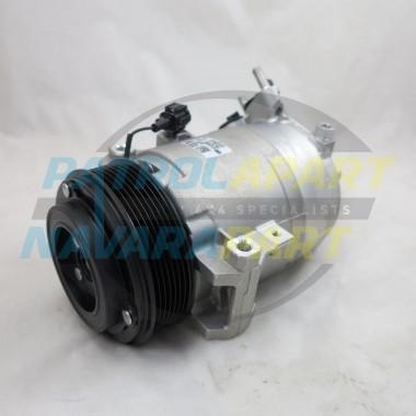 A/C Compressor suit Nissan Navara D40 VSK Spanish V9X V6 3.0L STX550