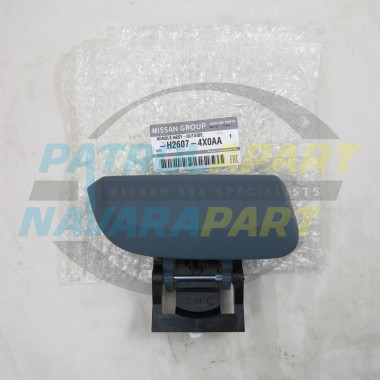 Genuine Nissan Pathfinder R51 Left Hand Rear Outer Door Handle