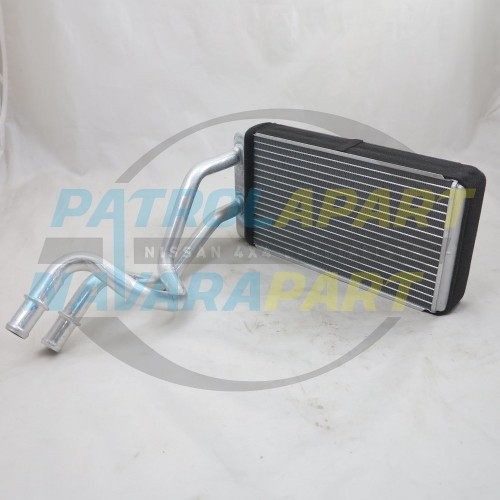 Heater Core suits Nissan Navara D40 VSK Spanish YD25 VQ40 V9X