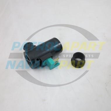 Nissan Navara D22 Japanese Thai YD25 Front Washer Pump Motor