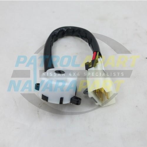 Nissan Navara D22 Ignition Switch 03/1997 - 05/2006