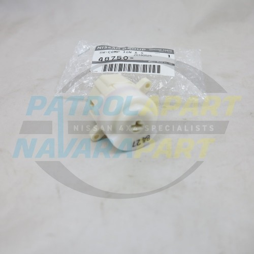 Genuine Nissan Navara D40 Thai & D23 NP300 Ignition Switch