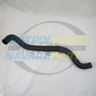 Genuine Nissan Navara D40 Thai YD25 Lower Bottom Radiator Hose