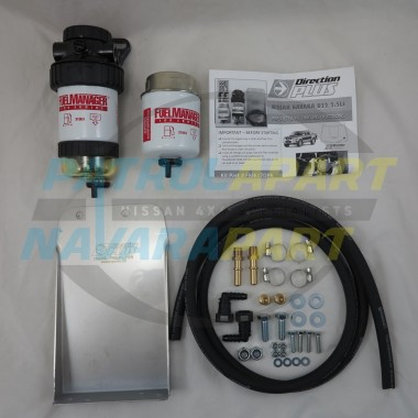 Direction Plus Fuel Pre-Filter for Nissan Navara D22 YD25 2008 onwards