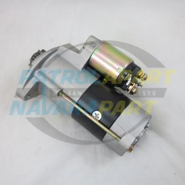 Starter Motor for Nissan Navara D22 D40 Pathfinder R51 YD25 MNT VSK