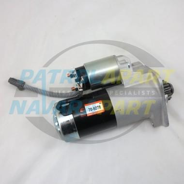 Starter Motor for Nissan Navara D40 Pathfinder R51 VQ40 VSK