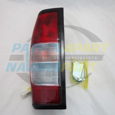 Nissan Navara D22 4WD Dual Cab Tail Light LH Passenger Side