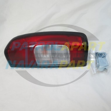 Nissan Navara D22 4WD Dual Cab Tail Light RH Drivers Side