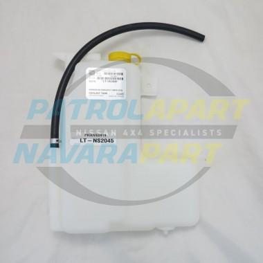 Nissan Navara D22 Petrol Diesel Radiator Overflow Bottle 2001-2007