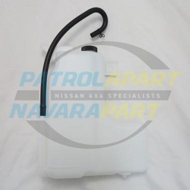 Nissan Navara D22 YD25 Diesel Radiator Overflow Bottle 2008on
