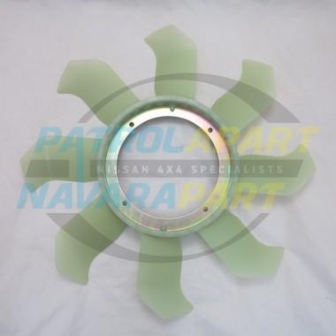 Nissan Navara MNT D40 YD25 D23 YS23 M9T Fan Blade 2008 ON