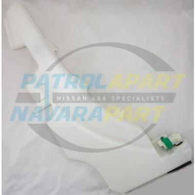 Nissan Navara D40 Thai MNT YD25 Windscreen Washer Bottle & Pump