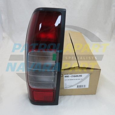 Nissan Navara D22 Dual Cab Tail Light LH Passenger Side 2008 on