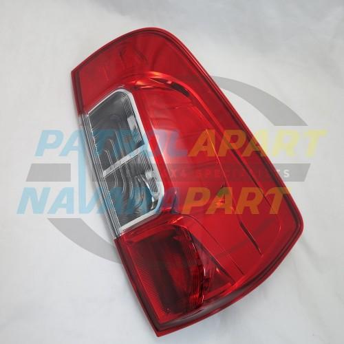 Nissan Navara D23 NP300 Tail Light LH Passenger Side 2015 on