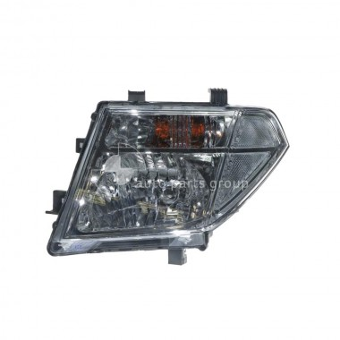 Nissan Navara D40M Pathfinder R51 VSK LH Left Headlight 2007-10