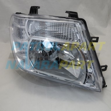 RH Right Headlight suit Nissan Navara D40M Pathfinder R51 VSK 2010on