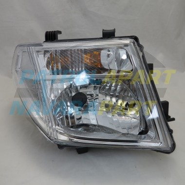 Nissan Navara Ute D40T Thai MNT RH Right Headlight Lamp 2008-15