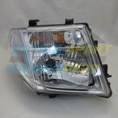 Nissan Navara Ute D40T Thai MNT RH Right Headlight Lamp 2008-15