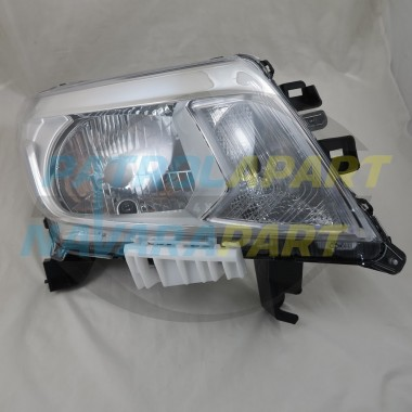 Nissan Navara D23 NP300 RX / DX RH Right Halogen Headlight Lamp