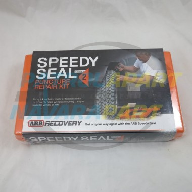 ARB Speedy Seal S2 Emergency 4WD 4x4 Car Flat Tyre Repair Puncture Kit
