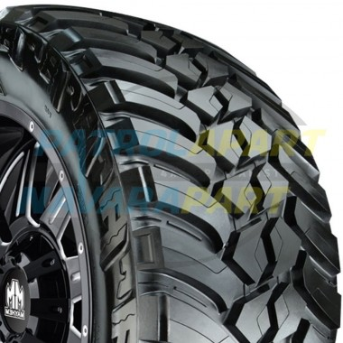 AMP Terrain Attack M/T Tyre 35 x 12.5 x 17 includes Fitting & Balancing
