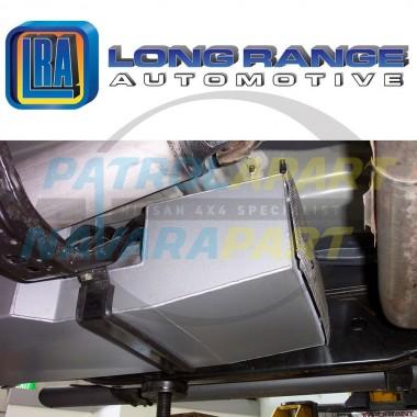 LRA 150L Long Range Fuel Tank for Nissan Navara D40 VSK DIESEL YD25 V9X