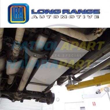 LRA 145L Long Range Fuel Tank for Nissan Navara D40 VSK PETROL VQ40