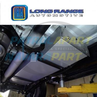 LRA Nissan Navara D23 NP300 135L Long Range Fuel Tank