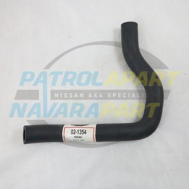 Nissan Navara D40 R51 Spanish Thai YD25 EGR Cooler Hose Driver Side