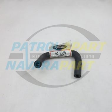 Nissan Navara D40 R51 Spanish Thai YD25 Heater Hose to EGR Valve