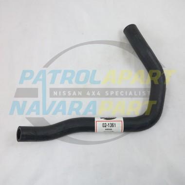 Nissan Navara D40 R51 Spanish Thai YD25 EGR Cooler Hose Pass Side