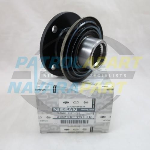 Genuine Nissan Navara D40 Transfer Case Front Output Seal Flange