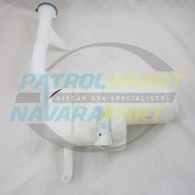 Nissan Navara D22 Windscreen Washer Bottle & Pump 2002 - 2008