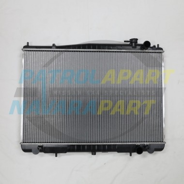 Genuine Nissan Navara D22 ZD30 Manual Radiator