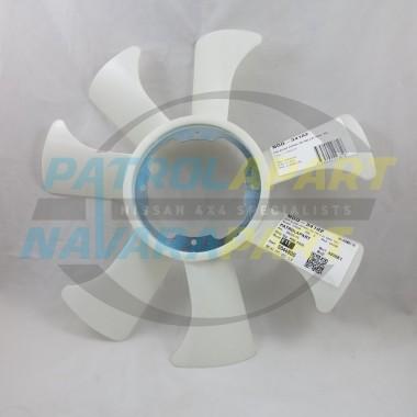 Nissan Navara D22 QD32 3.2L Diesel Fan Blade 1997 on