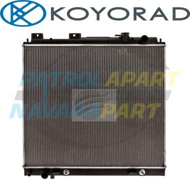 KOYO Radiator suit Nissan Navara D40 R51 VSK V9X V6 Diesel STX-550