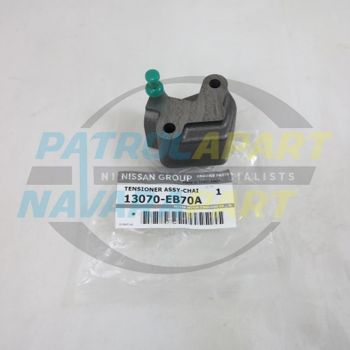 Genuine Nissan Navara D22 D40 YD25 Lower Timing Chain Tensioner