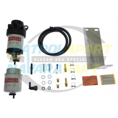 Direction Plus Fuel Pre-Filter Nissan Navara D23 NP300 YD23 M9T